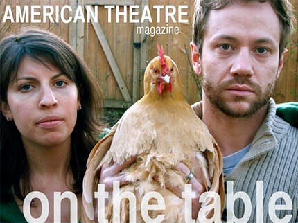 American Theatre - On The Table
