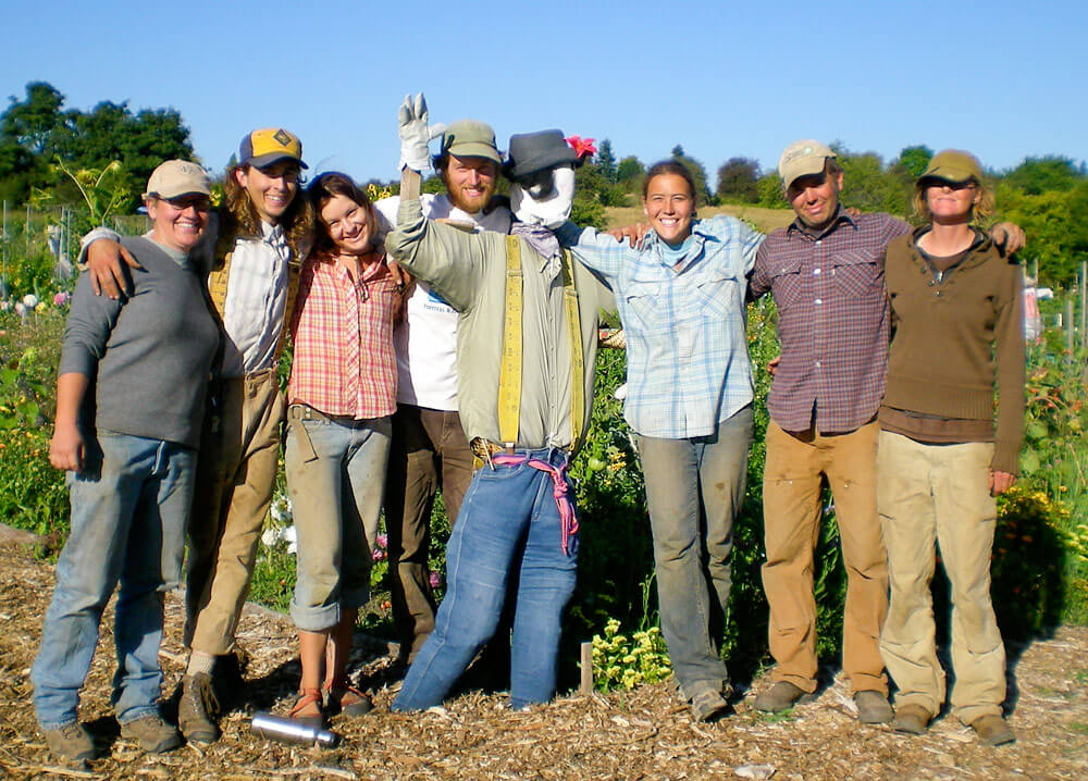 The 47th Avenue Farm Crew!