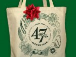 Free tote bag with your holiday order!